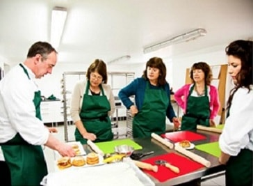 New Farm Cookery School