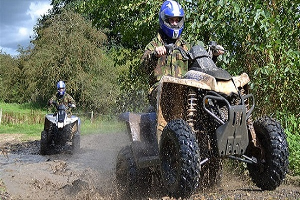 Quad Bike Tours in Derby