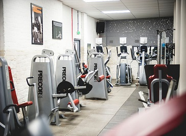 Santino's Gym in Derby