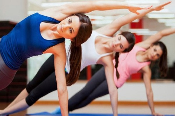 Yoga Classes in Derby