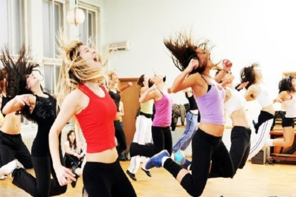 Zumba Classes in Derby