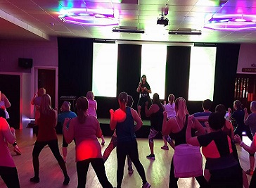 Zumba fitness Derby in Derby