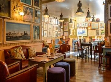Carnero Lounge in Derby
