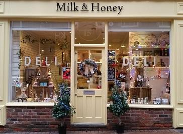 Milk & Honey Deli in Derby