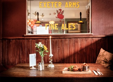 The Exeter Arms Derby
