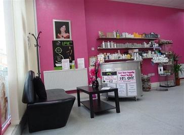 Harps beauty salon