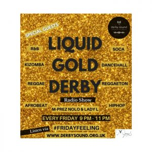 Liquid Gold Derby Radio Show